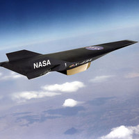 Ceramic Coating Protects Hypersonic Planes