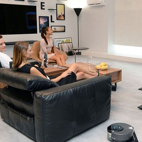 Colosseo Smart Sofa Knows Your Voice