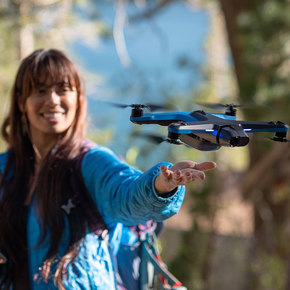 DJI Skydio Camera Drone Sees in all Directions