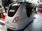 Driverless Transport System