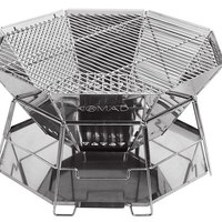 Flat-Pack, Portable Nomad Grill