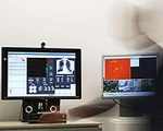 Gesture Controlled Monitor Improves Intensive Care
