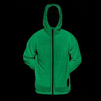 Glowing Solar Charged Jacket