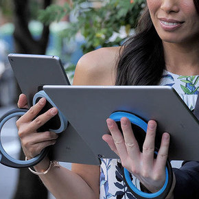Handle Plus Gives Tablets a Grip