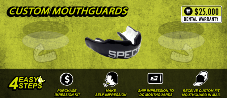 Damage Control 3D-Printed Custom Mouthguards