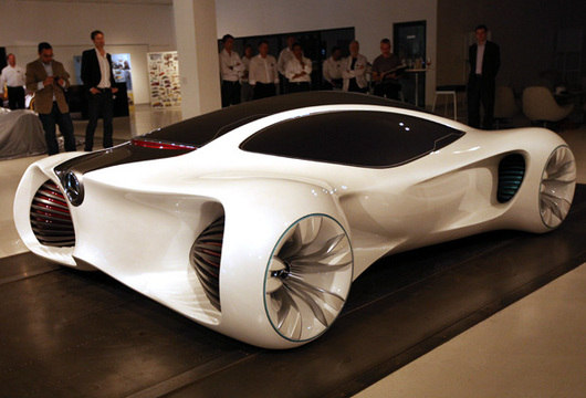 Grow your own car for How much does mercedes benz biome cost