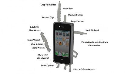 Taskone Multipurpose Iphone Case