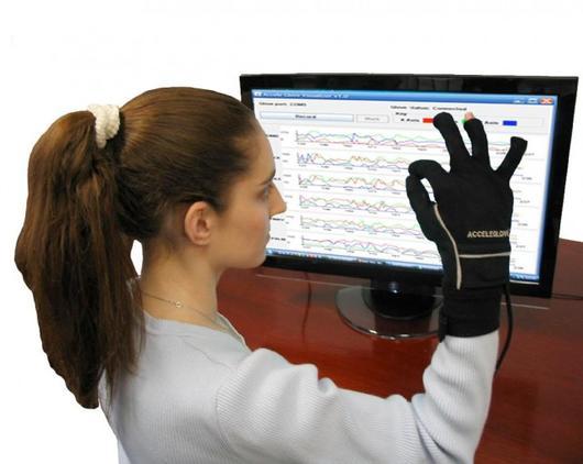 Patent An Idea >> AcceleGlove Interprets Sign Language