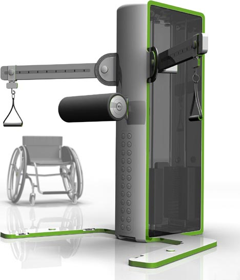 Wheelchair Exercises May Be Done For Those Who Are Unable To Walk