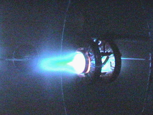 Patent An Idea >> Plasma Thruster--a New Breed of Rocket