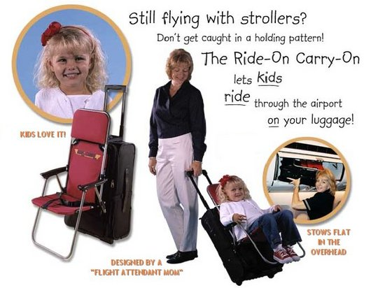 Ride On Carry On