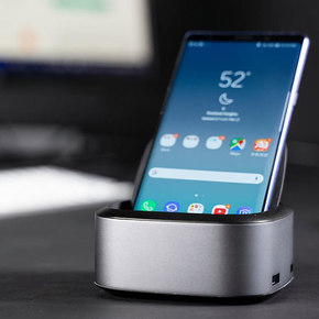 NuDock Turns a Smartphone into a Computer