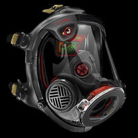 Qwake C-THRU Helmet Helps Fire Fighters Move Faster