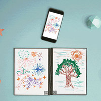 Reusable Color Notebook Makes Sharing Easy