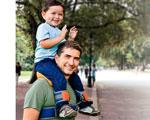 SaddleBaby Gives Hands-Free Piggyback Rides