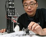 Soft Robotic Gripper Uses Static Electricity