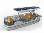 Solar-Powered Pleasure Boat