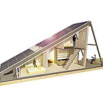 Solar Shelter Harvest Energy and Goodwill