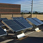 Source Solar Panels Harvest Water from the Air