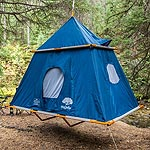 Treepod Camper Tent Hangs Without Hassle