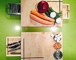 Ultimate Cutting Board Holds Tools and More