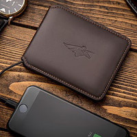 Volterman Smart Wallet Photographs the Thief
