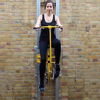 Vycle Pedal-Powered Lift
