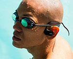 Waterproof Player Integrated Earbuds