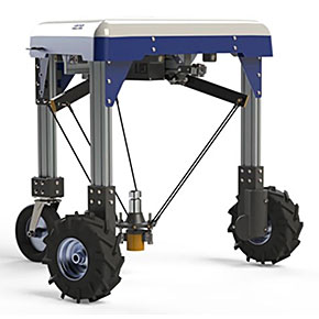 Weed-Pulling Robot Could Eliminate Herbicides