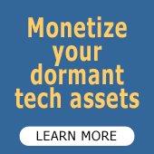 monetize your dormant tech assets