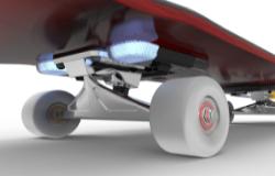 PATENT FOR SALE: Skateboard Lighting Apparatus