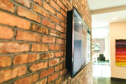 PATENT FOR SALE: Flat-Screen Display Wall Mount Cover