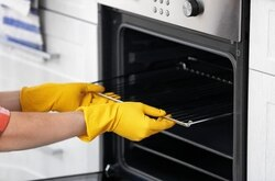 The Oven Rack Guard