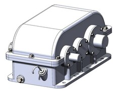 Invention for Sale: Automatic Two-Speed Reducer