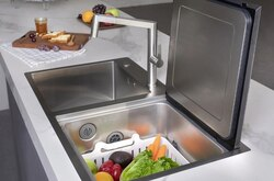 A Space-Saving Sink