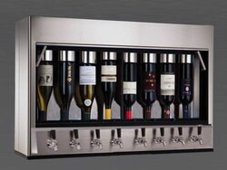Patent for Sale: Preservation and Dispensing System for Corked Bottles