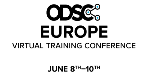 ODSC Europe Virtual Conference 2021