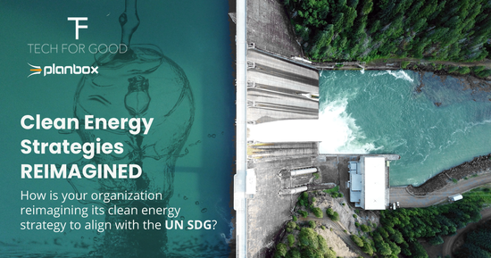 How Has Your Organisation Shifted Its Strategies to Incorporate Cleaner Energy?