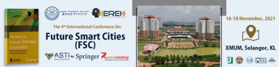 Future Smart Cities - 4th edition