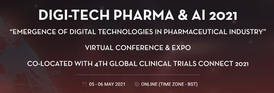 Digi-Tech Pharma & AI Conference 2021
