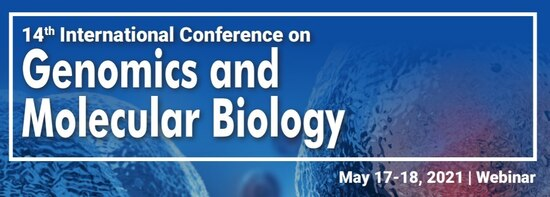 14th International Conference on Genomics and Molecular Biology