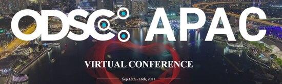 ODSC APAC Virtual Conference 2021