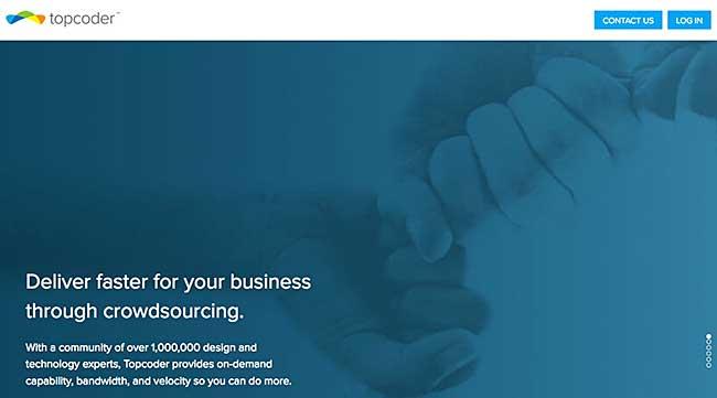 Topcoder a developing software through crowdsourcing