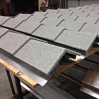 Vented Metal Roof Cap System