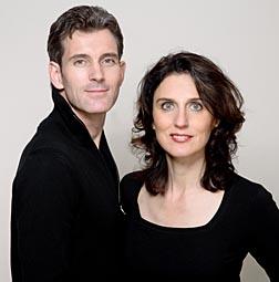 Anja Foerster and Peter Kreuz