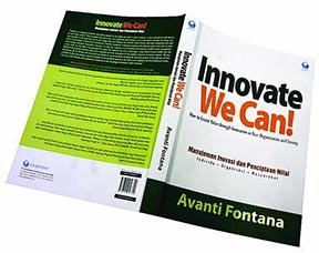 cover of Innovate We Can