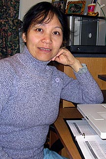 photo of Lucy Qin