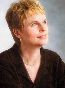 Photo of Patricia Seybold, innovator