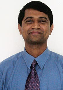 photo of Prashanth Bagali