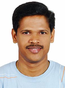 photo of Saminathan Thangasamy